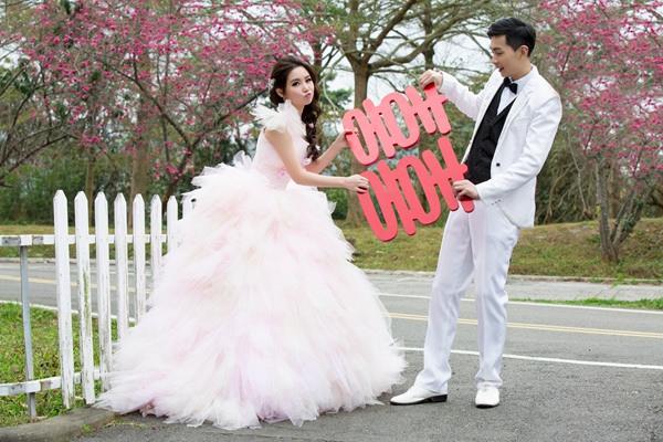 鎂紗造型攝影婚紗照 (19)