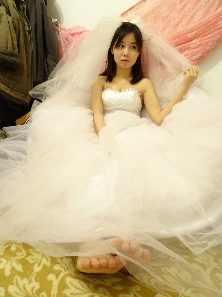 在家拍婚紗 (12)