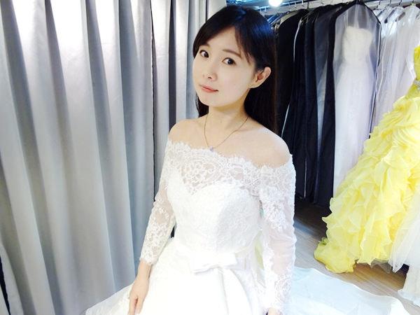1+1愛的故事館試宴客婚紗 (17)