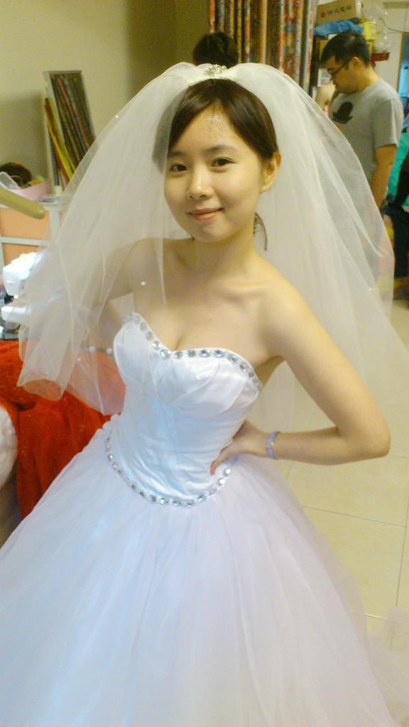 奧莉薇二手婚紗 (2)