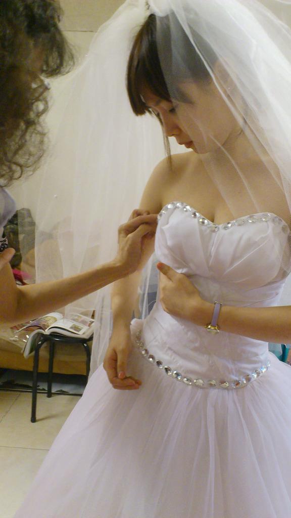 奧莉薇二手婚紗 (28)