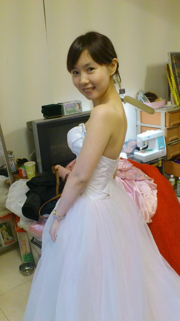 奧莉薇二手婚紗 (25)