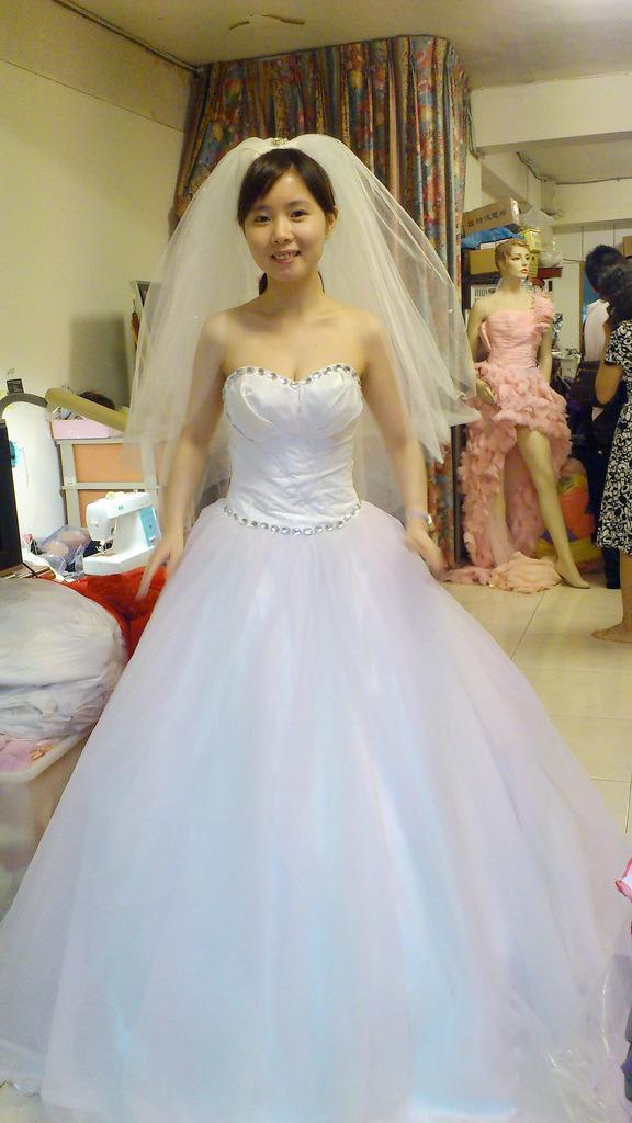 奧莉薇二手婚紗 (3)