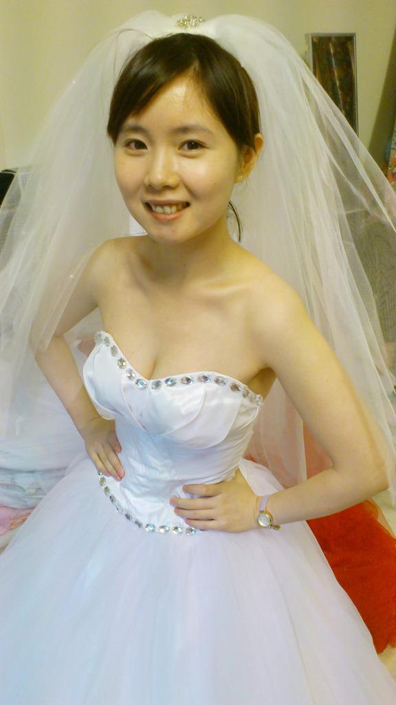 奧莉薇二手婚紗 (31)