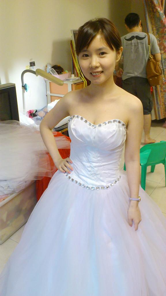 奧莉薇二手婚紗 (32)