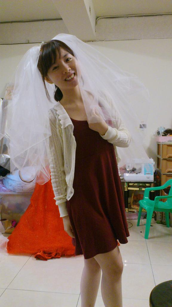 奧莉薇二手婚紗 (27)
