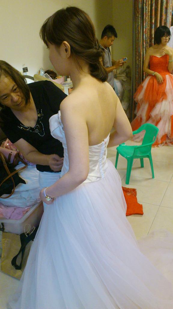 奧莉薇二手婚紗 (5)
