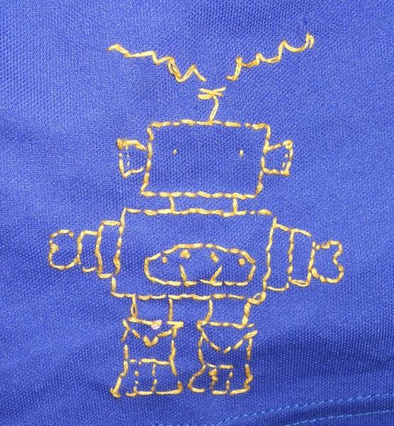 機器人_迦恩