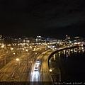 Stockholm 橋上