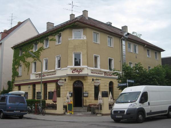小酒館之街角