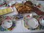 Rüdesheim 民宿早餐