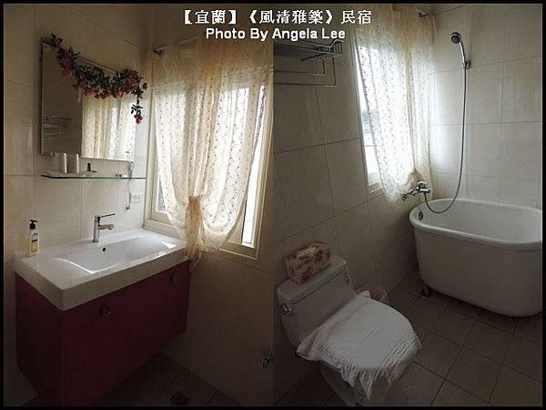 浪漫公主房浴室