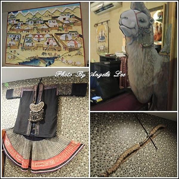 蒙古風擺設