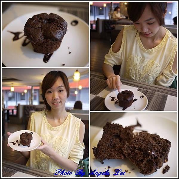 岩漿巧克力蛋糕