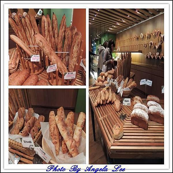 法式麵包區