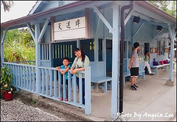 20150418-天送碑車站