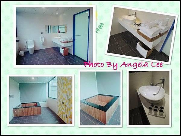 M1綠岸的浴室-2