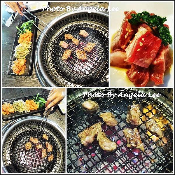 烤肉-骰子豬