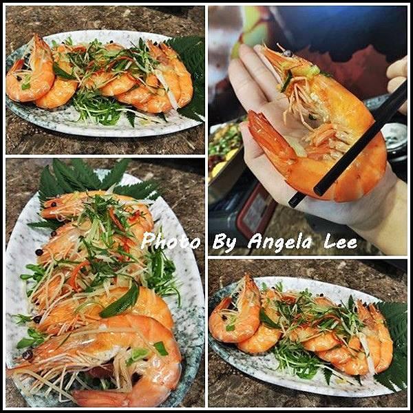 馬來西亞大白蝦組圖