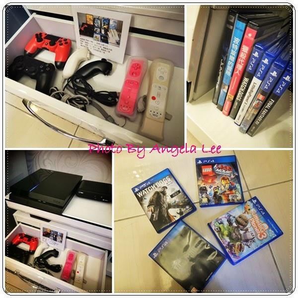 PS4與Will遊戲