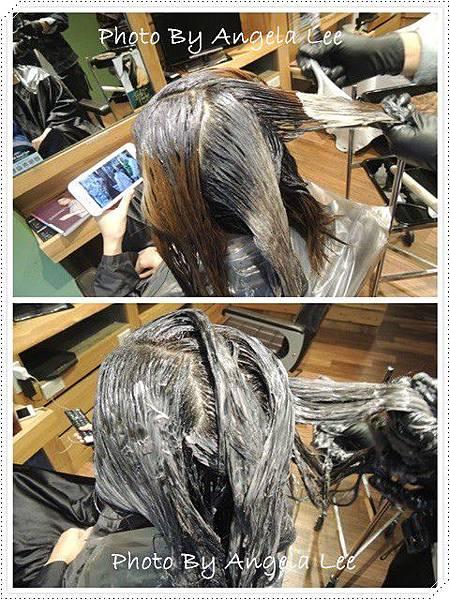 染髮ing