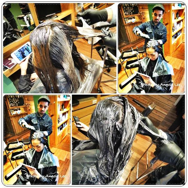 第二階段染全髮
