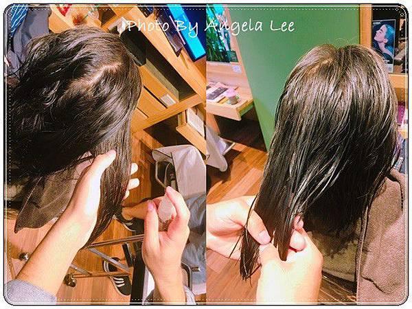 二階段護髮組圖