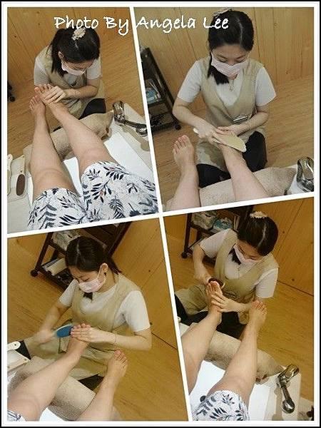 足部去除硬皮組圖