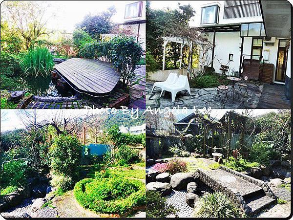 庭園造景組圖