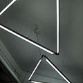 鋁支架安裝方式三角形線表現