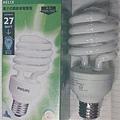 飛利浦PHILIPS 螺旋型省電燈泡27w耗電135w