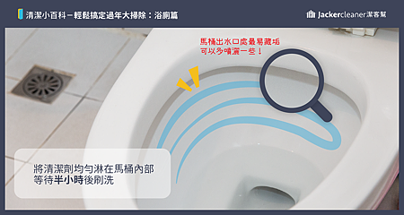 浴廁除霉除水垢,打掃浴室廁所就靠這七招! 3.png