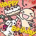 [節慶]生日快樂