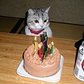 3歳のお誕生日nya