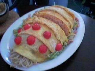 王蟲蛋包飯