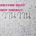 Wan wan字