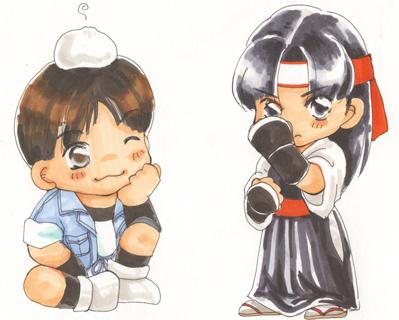 KOF-拳崇