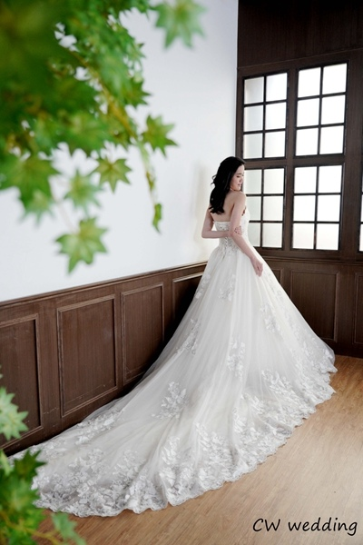 全新白紗~CW wedding