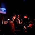 Blue Note現場的爵士表演超high