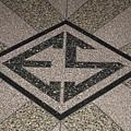 連大理石地磚都有帝國大廈的英文縮寫ES