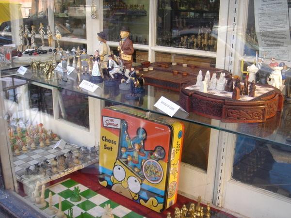 西洋棋原來也有這麼多花樣