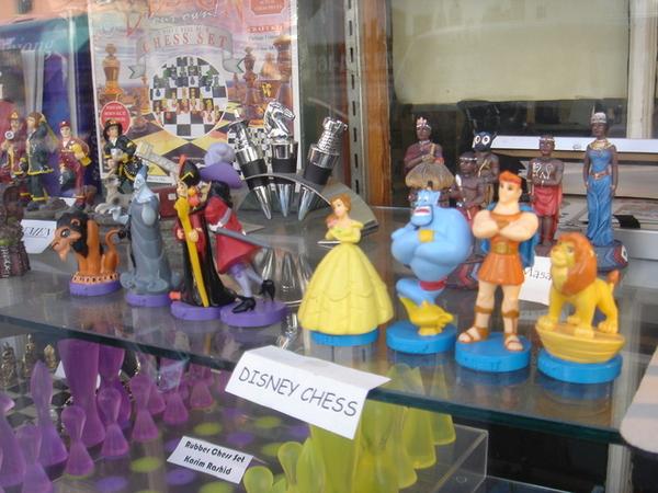 迪士尼西洋棋
