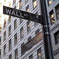 傳說中的華爾街