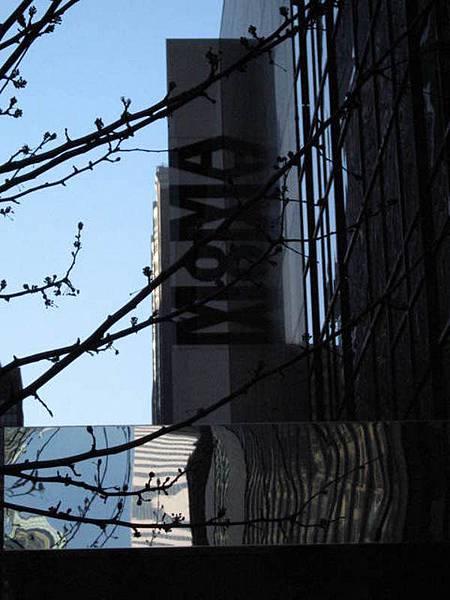 現代美術館到了!這是我第四次去MoMA
