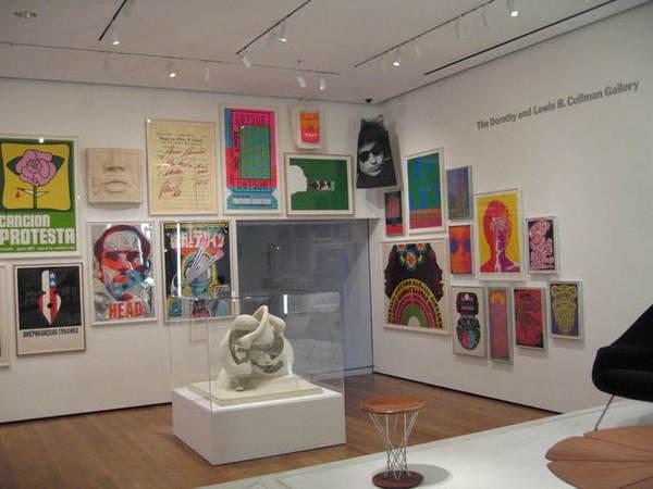 裡面有很多「現代」到難以理解的有趣藝術
