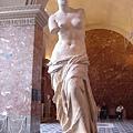 西洋歷史課本中好像出現過的維納斯塑像