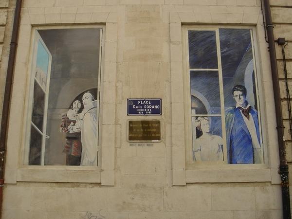 這是地址,想看壁畫的就照著找吧
