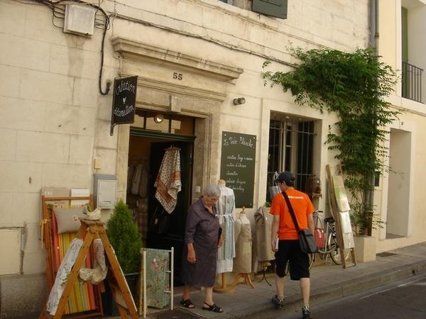 亞耳也有很多可愛的小店,可惜價格不太可愛
