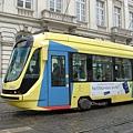 布魯塞爾市區的輕軌電車