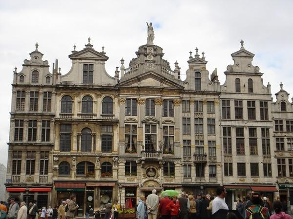 布魯塞爾最有名的大廣場